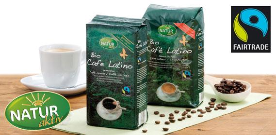 Cafe Latino FAIRTRADE, Februar 2012