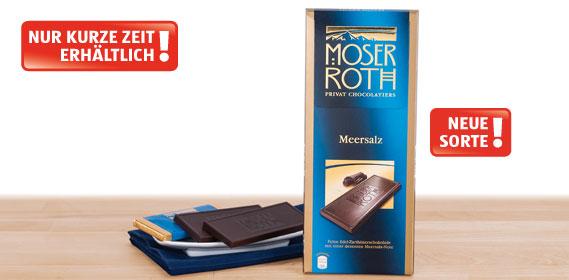 Premium-Schokolade, 5x 25 g, September 2013