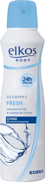 Deospray Fresh, Dezember 2017