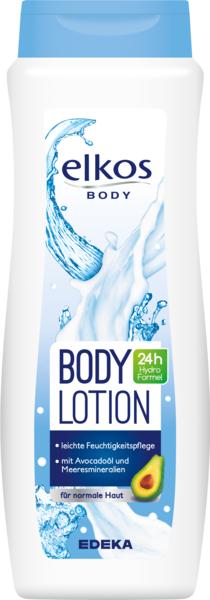 Bodylotion, Dezember 2017