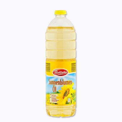 Sonnenblumen-Öl, Oktober 2014