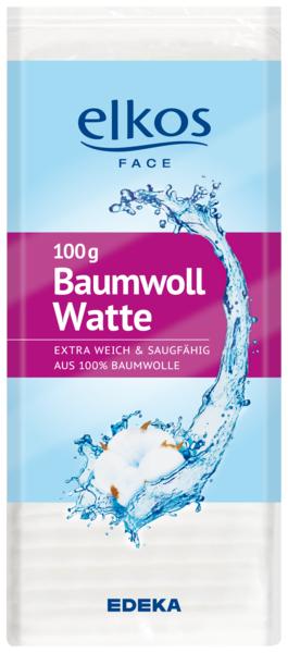 Baumwollwatte, Dezember 2017