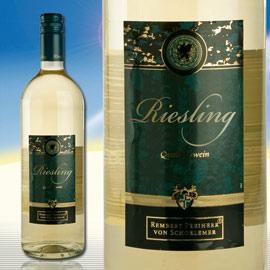 Deutscher Riesling Qualitätswein, Juli 2010