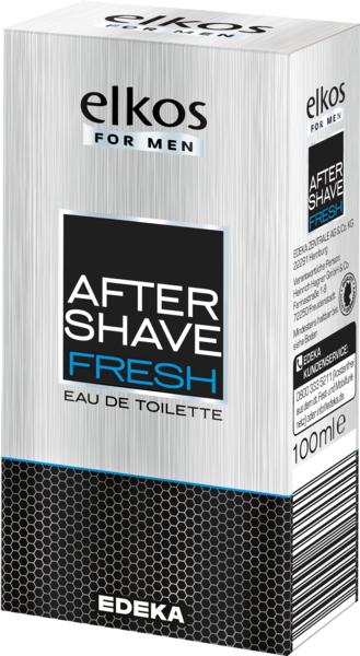 After Shave fresh, Dezember 2017
