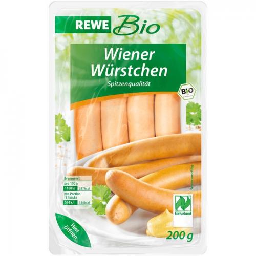 Wiener Würstchen, Februar 2017