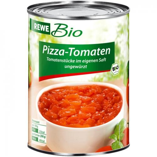 Pizza-Tomaten, Februar 2017