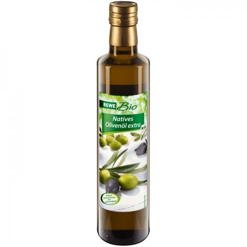 Natives Olivenöl extra, Februar 2017