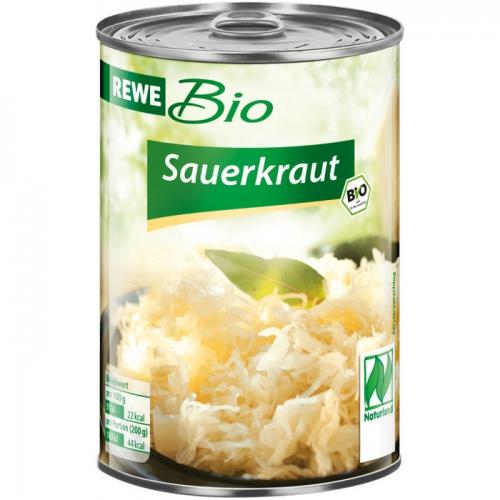 Sauerkraut, Februar 2017