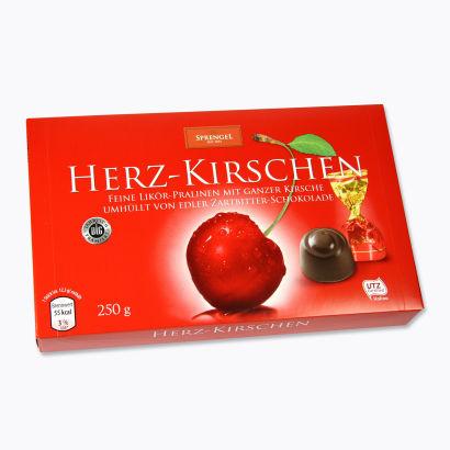 Herz-Kirschen, September 2014