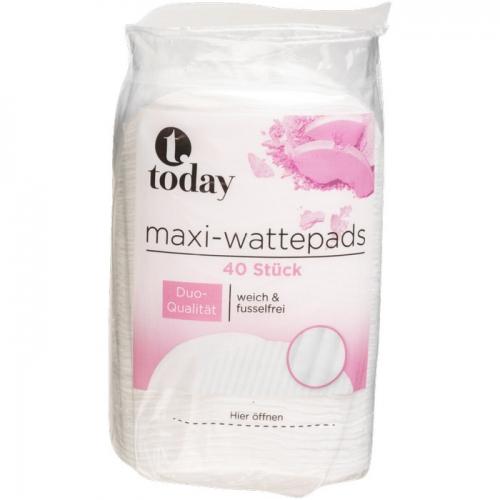 Maxi-Wattepads, Februar 2017