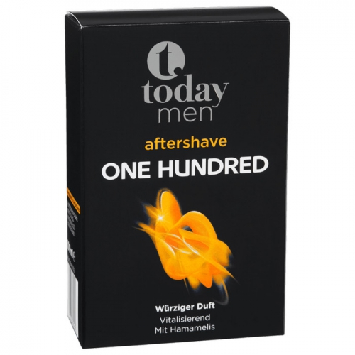 Aftershave One Hundred, M�rz 2017