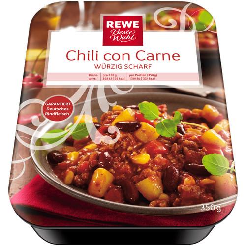 Chili con Carne, November 2016