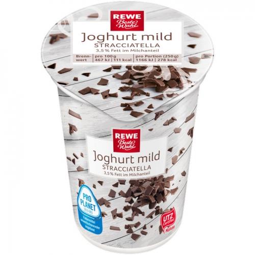 Joghurt mild Stracciatella, Dezember 2017