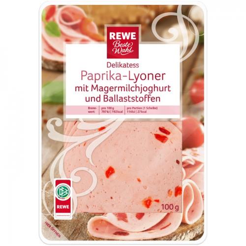 Paprika-Lyoner, M�rz 2017