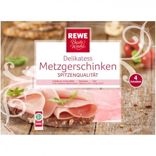 Metzgerschinken, Dezember 2017