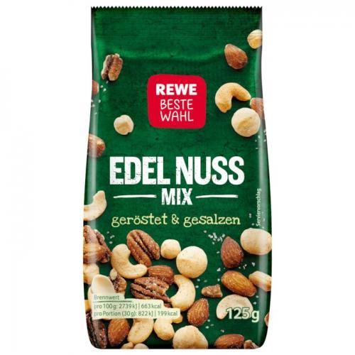 Edel-Nuss-Mix, Januar 2018
