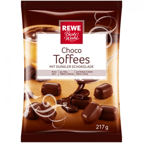 Choco-Toffees, M�rz 2017