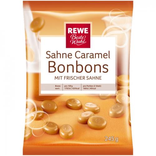 Sahne-Karamell-Bonbons, M�rz 2017
