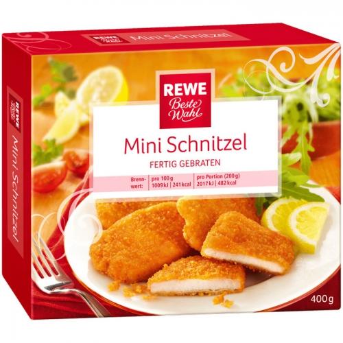 Mini-Schnitzel, M�rz 2017