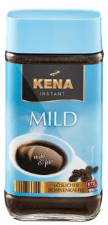 Kena Kaffee Mild, löslich, M�rz 2018