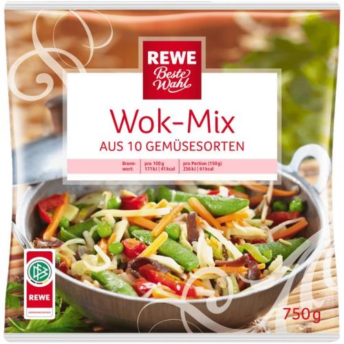 Wok-Mix, M�rz 2017