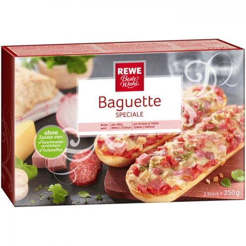 Baguette Speciale, M�rz 2017