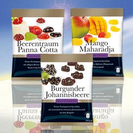 Premium-Fruchtgummi, November 2010