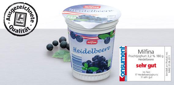 Fruchtjoghurt 3,2% Fett, Februar 2012