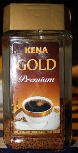 Kena Gold, löslich, Juni 2011
