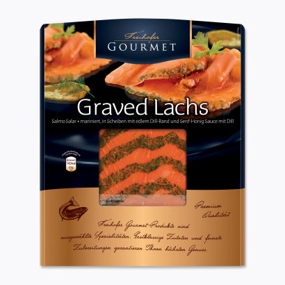 freihofer gourmet graved lachs von aldi nord. Black Bedroom Furniture Sets. Home Design Ideas