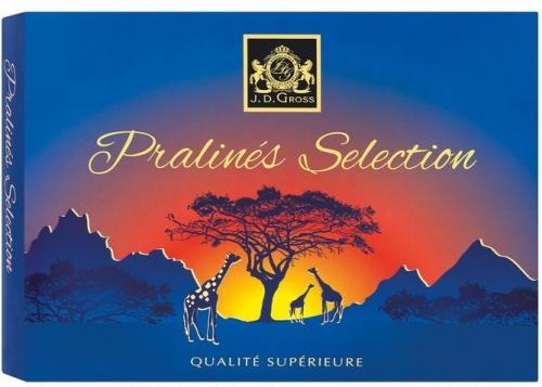 Pralinés Selection, September 2017
