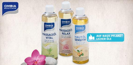 Massage-/Hautöl, Dezember 2013