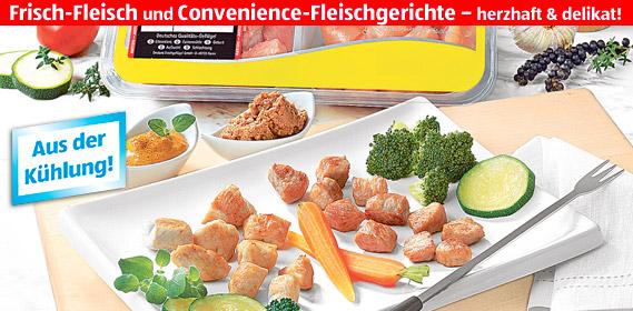 Geflügel-Fondue-Mix, Dezember 2010