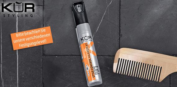 Pump-Haarspray, Februar 2013