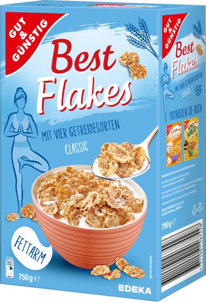 Best Flakes, Dezember 2017