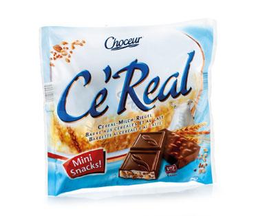 Schokolade-Snack Milch Cereal, Oktober 2014
