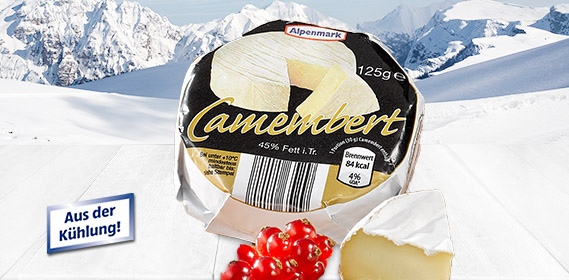 Camembert, Januar 2011