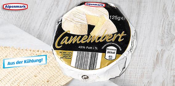 Camembert, Januar 2012