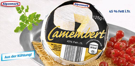 Camembert, M�rz 2012