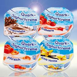 Quark-Joghurtcreme, Oktober 2010