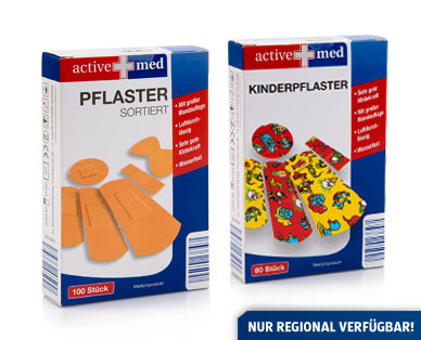 Pflasterstrips, Mai 2014