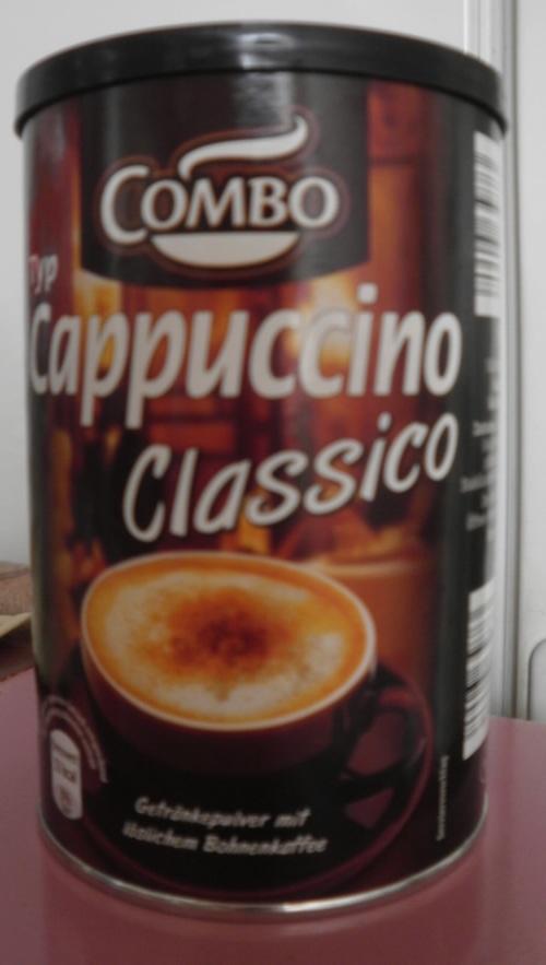 Cappuccino Classico, August 2010