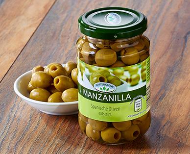 Spanische Oliven, Januar 2015
