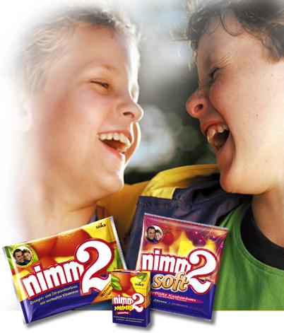 Nimm 2 / Nimm 2 Soft, Januar 2008