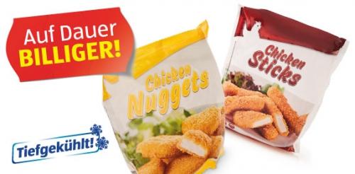 Chicken Nuggets/Chicken Sticks, Dezember 2012