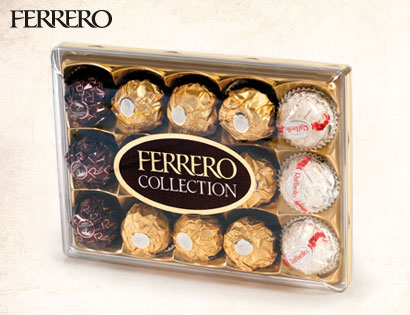 Ferrero Collection, Januar 2014