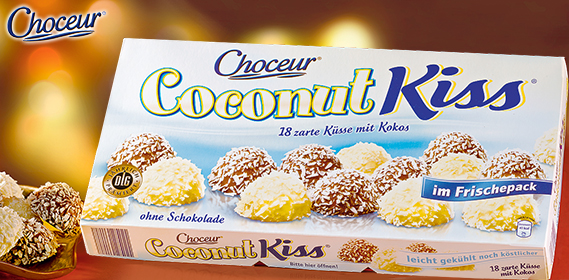 Coconut Kiss, November 2012