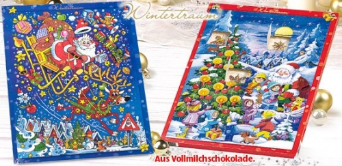 Adventskalender, versch. Motive, Oktober 2008