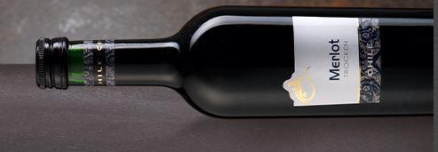 Mini-Weinsortiment MERLOT  (Chile), Dezember 2013