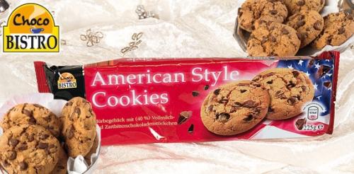 American Style Cookies, November 2008